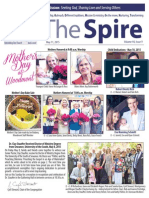 The Spire Newsletter - May 11, 2015