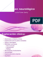Clase 8 - Evaluación Neurológica