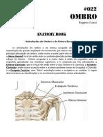 022 - Anatomy Book - Articulações Do Ombro e Da Cintura Escapular