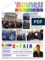 Fairness Campaign Newsletter Pride 2015