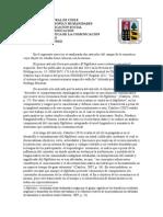 Evelyn Vera Flández. Descripción 2 Articulos Semióticos