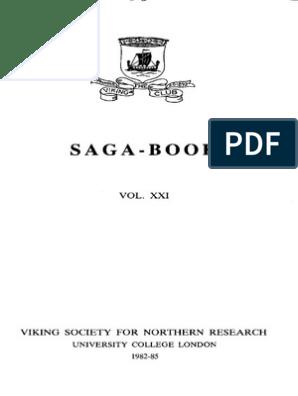 Saga Book XXI | Saga | Vikings