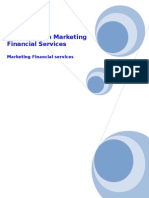Challenges in Marketing Financial Services