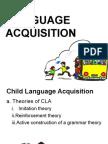 Children Lang Acqusition