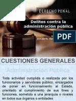 Delitos Contra La Administracion Publica 2 [Reparado]