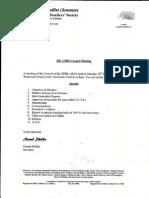 Draft Financial Statements Y/E 31/12/14
