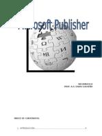 Apunte Informatica - Publisher 2007