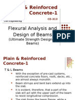 Flexural Analysis and Design of Beamns 8