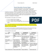 process paper 2 teaching evolution in a multicultural classroom