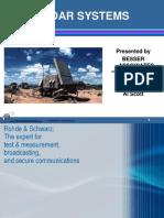Besser Radar Webinar -2010