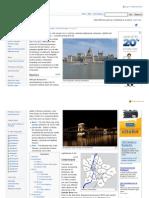 Wikitravel.org en Budapest