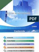 AVANCES EN EL DIAGNOSTICO BACTERIOLÓGICO.ppt