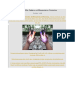 Cara Edit Efek Terbakar API Menggunakan Photoshop