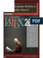 Textos cinetíficos con LaTeX