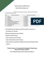 Bahasa Melayu Penulisan