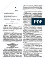 Peru Ley27314