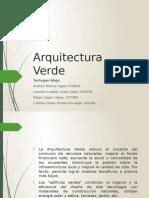 Arquitectura Verde Presentación