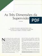 As 3 Dimensões Da Supervisão