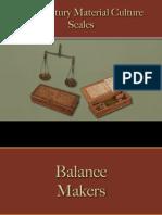 Money & Scales - Scales