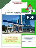 trabajo de organisacion industrial