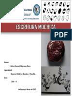 Escritura Mochica