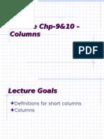 425-Lecture-Chp-9&10-Col. Design.ppt