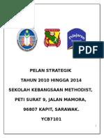 Pelan Strategik 2013 A