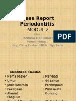 Case Report Periodontitis