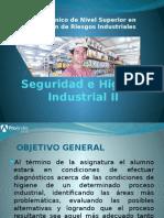Seguridad e Higiene Industrial II
