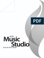 Acid Pro Studio Musicstudio7 Qsg Esp