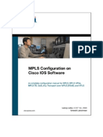 Basic MPLS Configuration