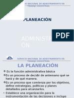 Expresión Corporal primer paso del proceso administrativo