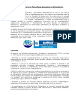 14 Ministerios de Guatemala