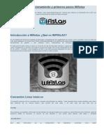 Funcionamiento Básico y Primeros Pasos en Wifislax