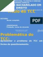 SLIDE_apresentação de TCC