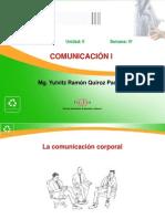 4 B - La Comunicación Corporal