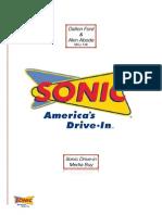 Sonic Media Buy 2014