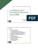 DASBD Metodolog ADasParaElDesarrolloDeaplicacionesWeb UWE