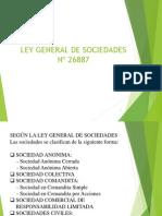 Ley General de Sociedades