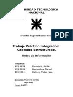 TP integrador Redes