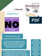 El Abuso Sexual ..Legislacion