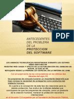 Antecedentes Del Problema de La Proteccion Del Software Ely