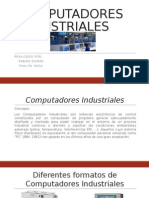 Presentacion Computadores Industriales