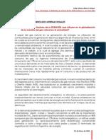 Tarea 3. Hidrocarburos y Mercados Internacionales
