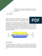Reactores Con Recirculacion