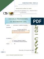 Plan de Negocios IFEM