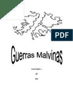 Ensayo Guerras Malvinas