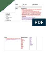 fraction unit planner pdf