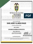 Diploma Gerencia de Proyectos