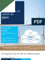 Transformacion centro datos